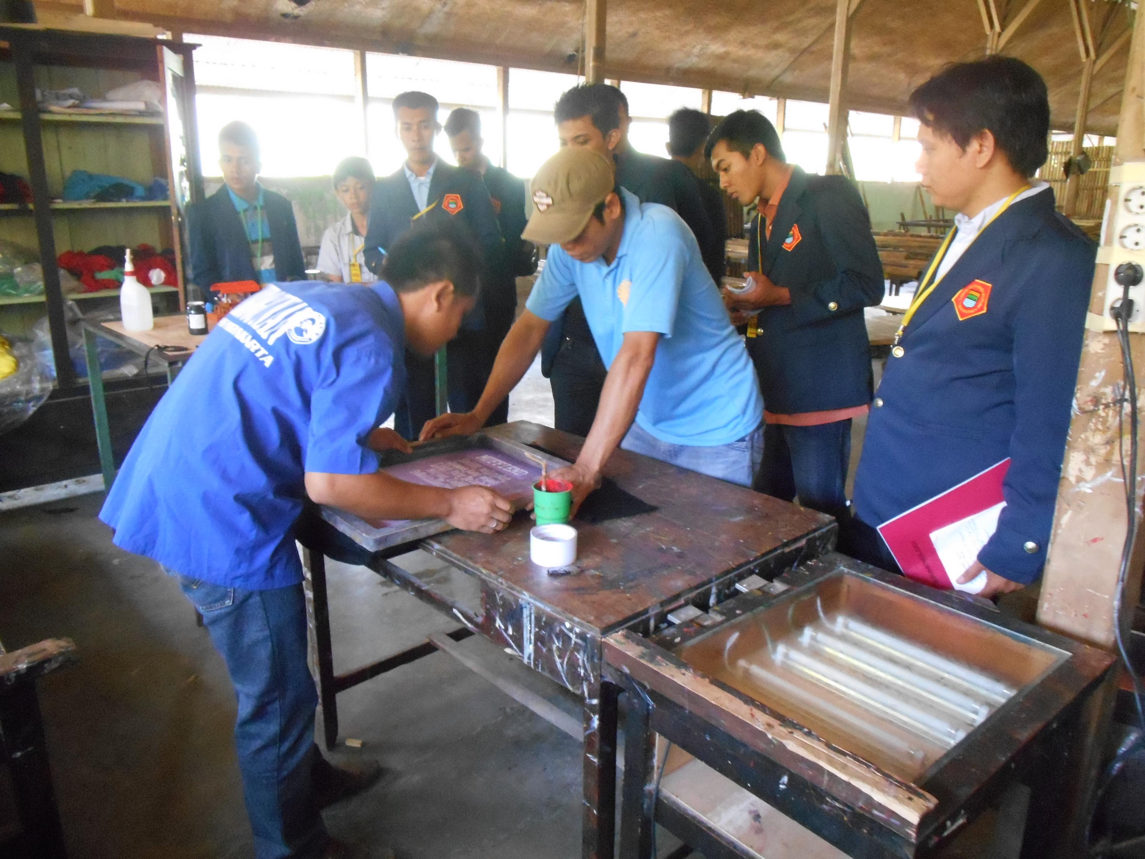 Mahasiswa STHB Bandung Berkunjung ke Lapas Yogyakarta