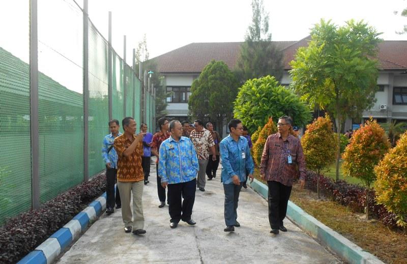 Dirjen Pemasyarakatan Kemenkumham RI Berkunjung ke Lapas Yogyakarta