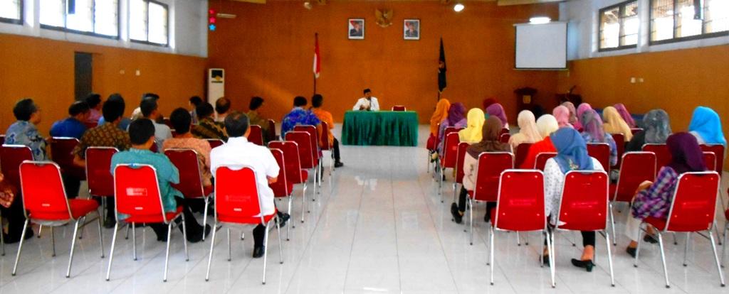 Tauziah di Lapas Yogyakarta, Ustadz Muin Paparkan Tema Puasa