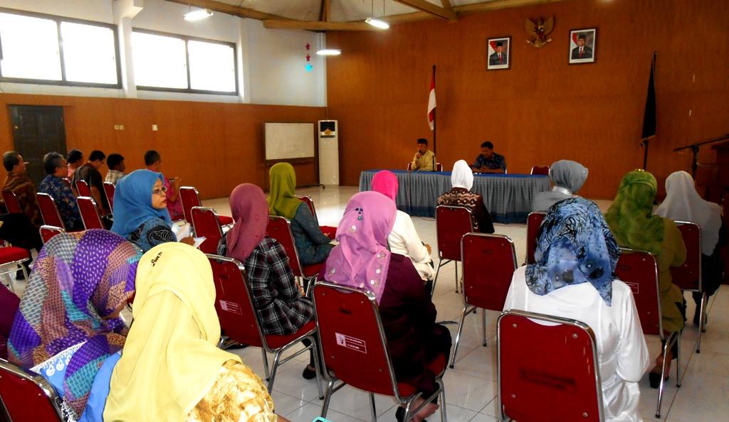 Pengajian Majelis Taklim Pegawai Lapas Wirogunan; Keteladanan Nabi Ibrahim dan Keluarganya