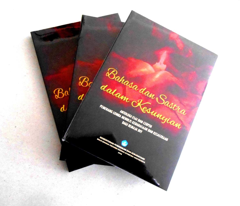 Tulisan WBP Lapas Yogyakarta Masuk Dalam Buku Antologi Esai dan Cerpen