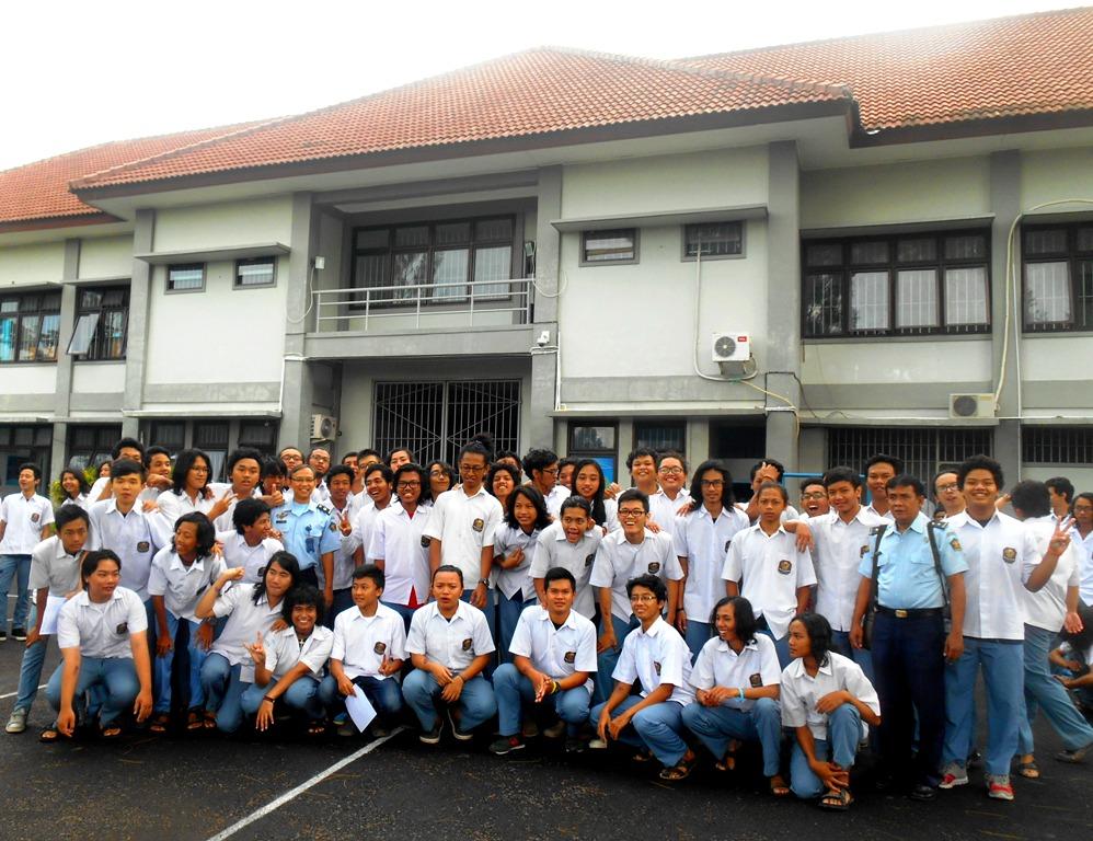 Belajar Pemasyarakatan, Pelajar SMA Kolese Debritto ke Lapas Wirogunan