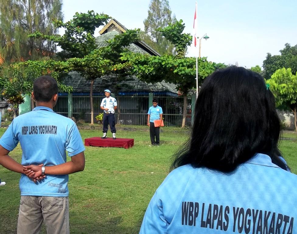 Tiga Pesan Kepala KPLP Wirogunan untuk WBP