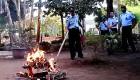 Pemusnahan Hasil Razia LPWG 3 - Husni Tamrin