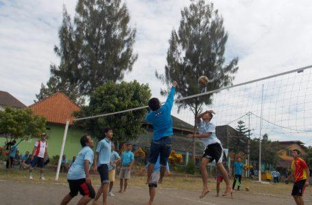 Semarak Kemerdekaan Republik Indonesia ke-72  WBP Lapas Wirogunan Selenggarakan Porseni