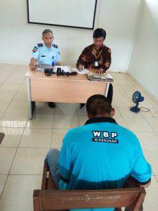 Terpidana Mati di Lapas Yogyakarta Semangat Ikuti Ujian Paket C