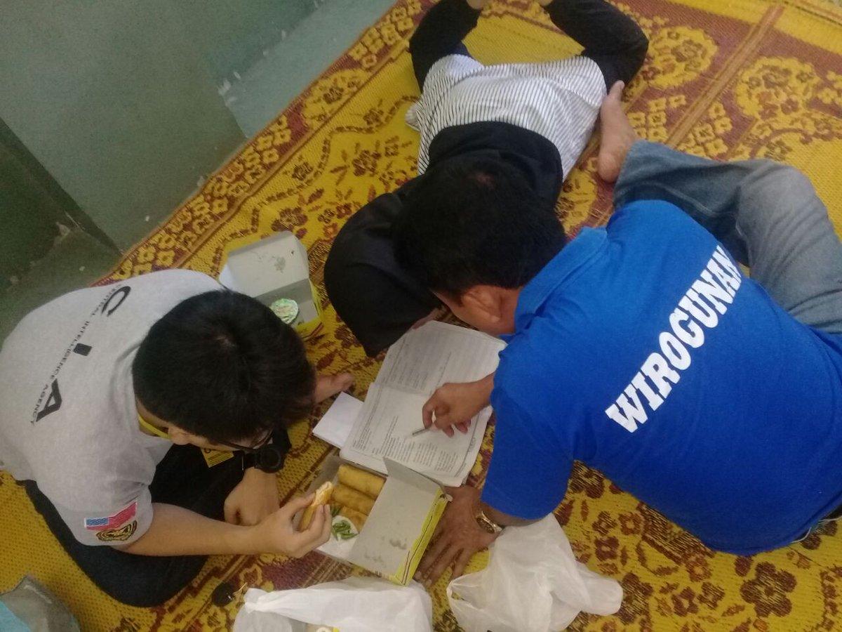 WBP Lapas Kelas IIA Yogyakarta Menerima Kunjungan Anak