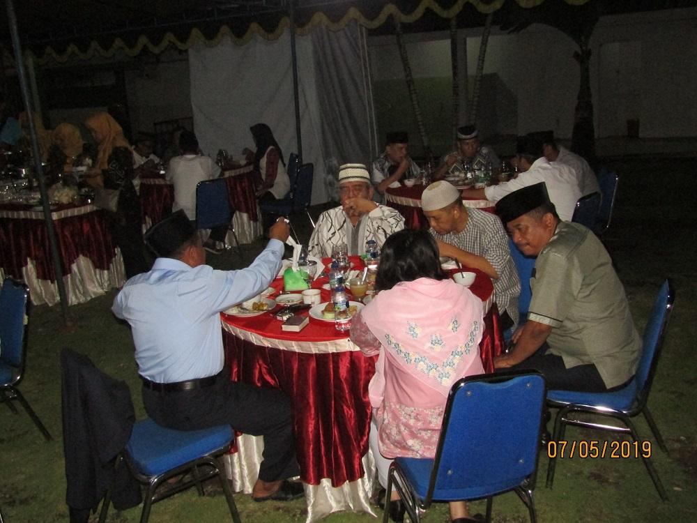 Kepala Kanwil Kemenkumham DIY Syafari Ramadhan  ke Lapas Kelas IIA Yogyakarta