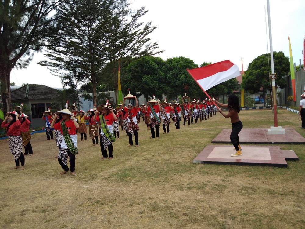 """BPIP Ikut Sukseskan Tari """"Indonesia Bekerja"""" di Lapas Wirogunan"""