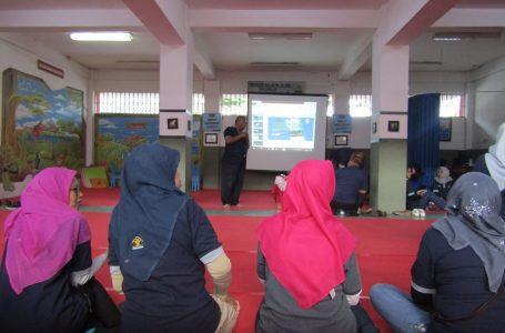 LapasKelas IIA Yogyakarta Selenggarakan Sosialisasi  Integrasi Presensi Pegawai dengan Aplikasi Simpeg
