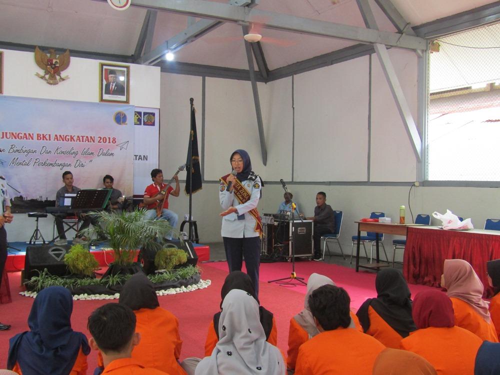 Mahasiswa IAIN Surakarta Studi Bimbingan dan Konseling  ke Lapas Wirogunan Yogyakarta
