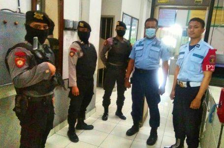 Tingkatkan koordinasi, Lapas Yogyakarta Disambangi Sat Sabhara Polresta Yogyakarta