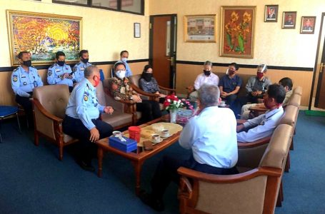 Tim Monev Kerja Sama Pemasyarakatan Ditjenpas Sambangi Lapas Yogyakarta
