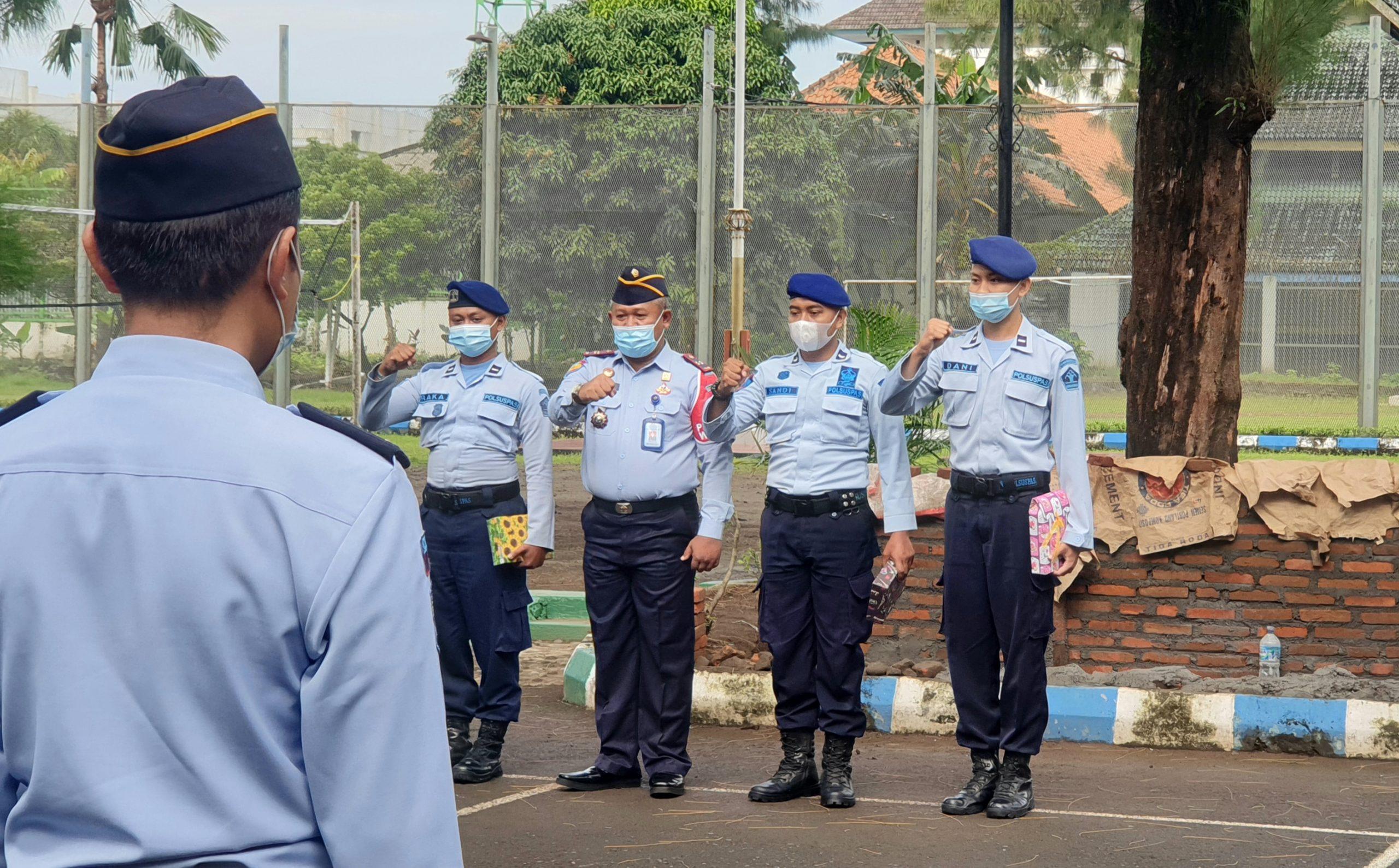 Pisah Sambut Pegawai Lapas Yogyakarta, Gelorakan Semangat Pembangunan Zona Integritas
