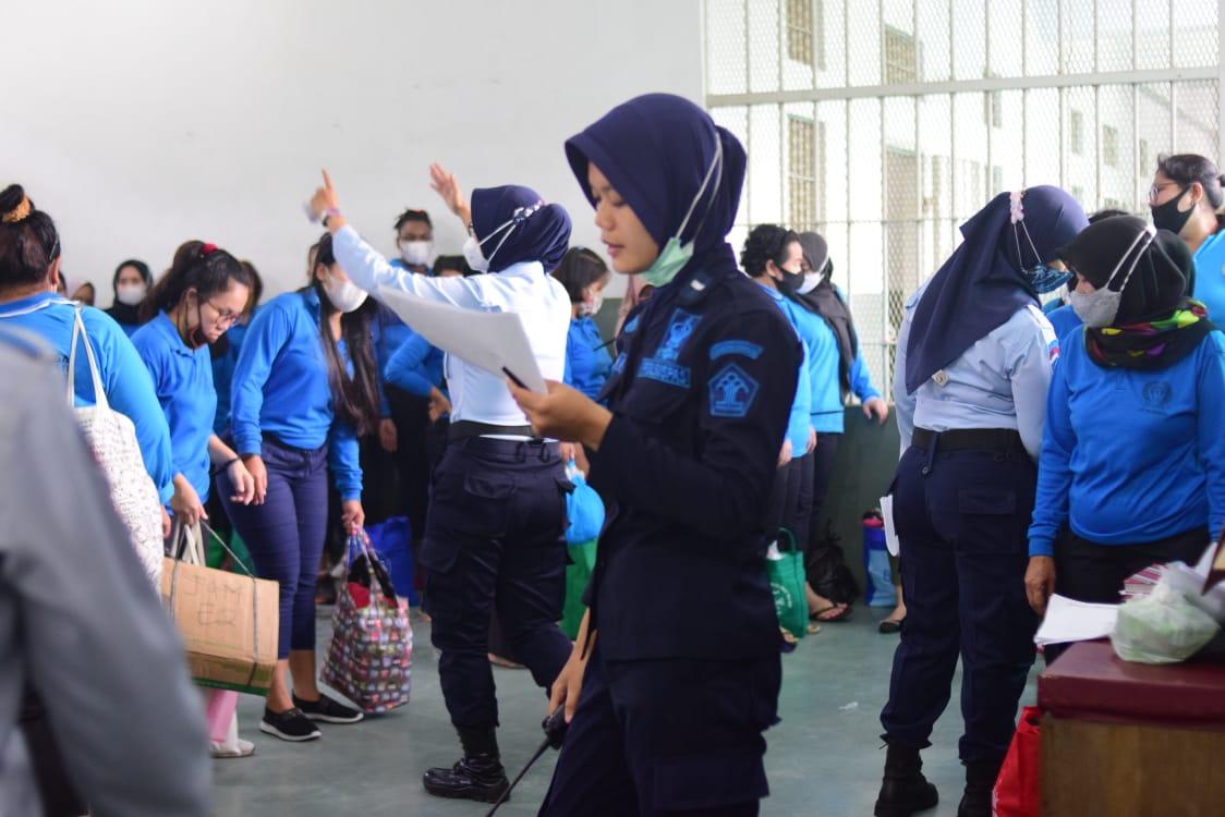 Sinergi APH, Kalapas Yogyakarta Turut Andil Sukseskan Relokasi LPP Yogyakarta