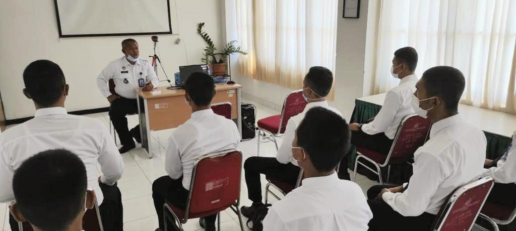 CPNS Lapas Yogyakarta ikuti Pembukaan Latsar Secara Virtual