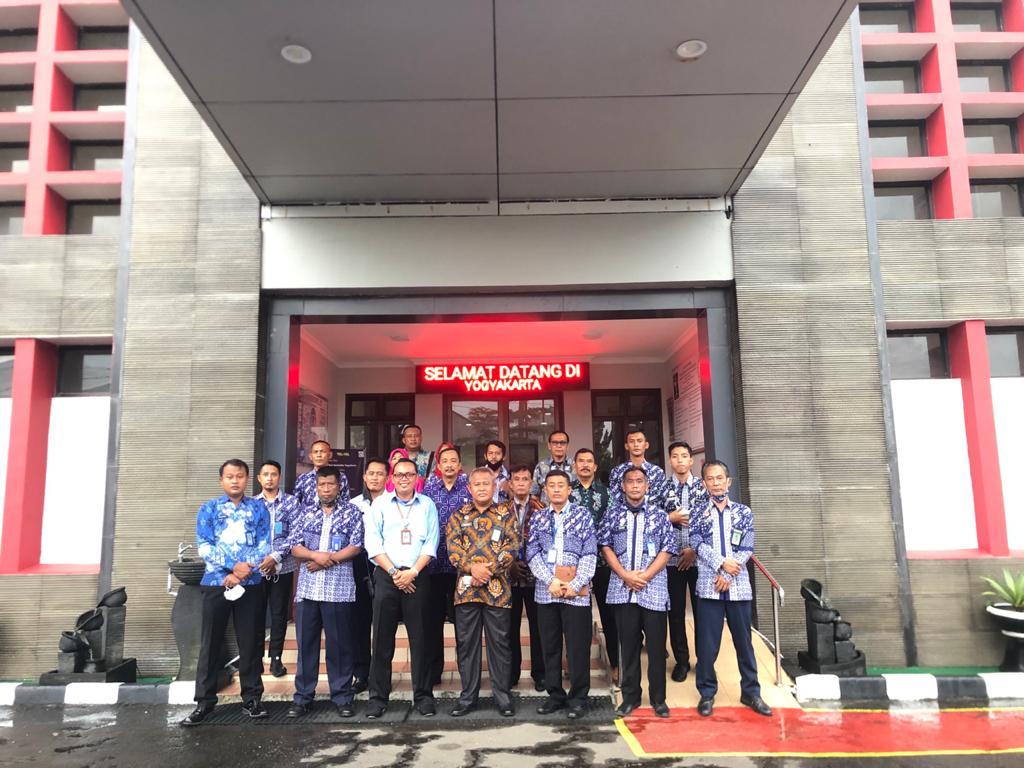 Lapas Yogyakarta Berkomitmen Wujudkan Lapas Bebas Asap Rokok dan Halinar