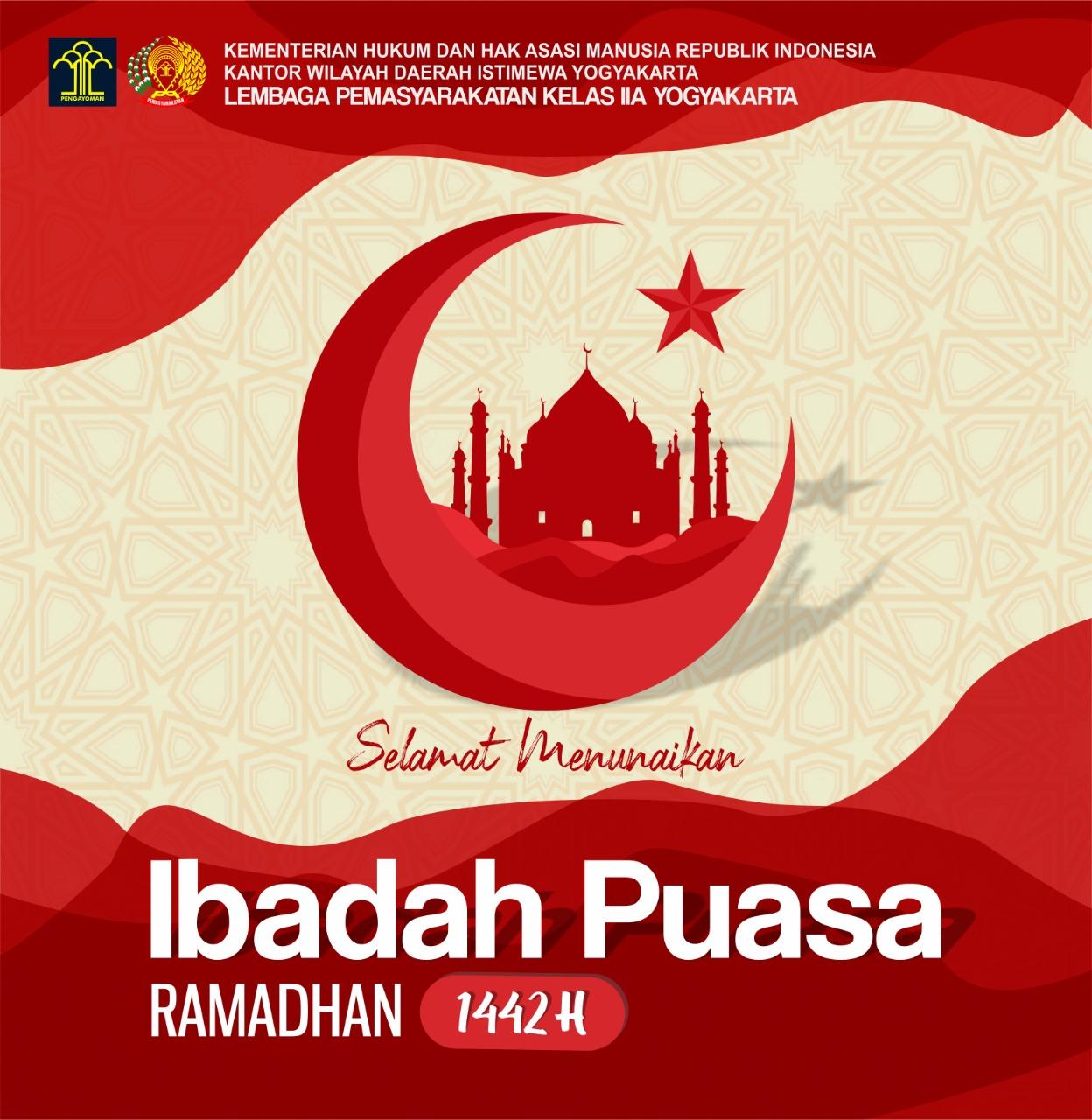 Apel Siang, Kalapas: Marhaban Ya Ramadan