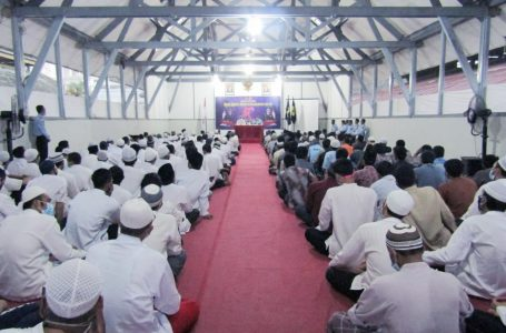 Kadivpas Lakukan Bintorwasdal, WBP Lapas Yogyakarta Kompak Bersedia Deklarasi Anti Narkoba
