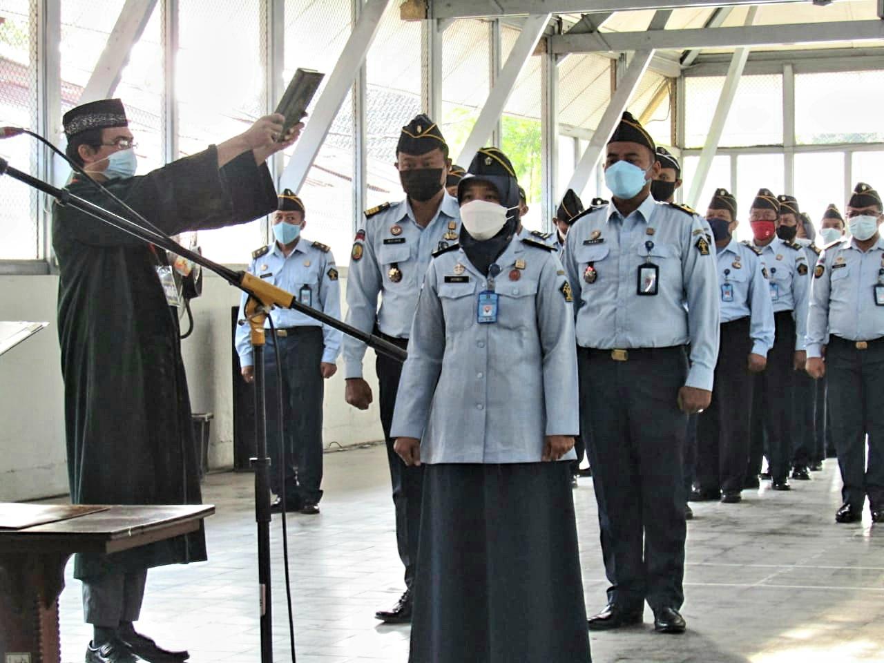 Onitawati Meraih Jabatan Perawat Ahli Muda di Lapas Yogyakarta