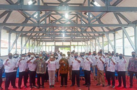 Prioritas Raih WBK, Kadivpas Memberikan Pengarahan di Lapas Yogyakarta