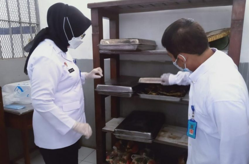Dukung Pencegahan Covid-19, Kadivpas Mengunjungi Lapas Yogyakarta