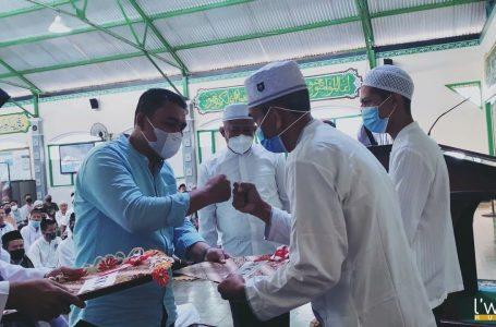 Perayaan Hari Raya Idul Fitri 1442 Hijriah, Narapidana Mendapatkan Remisi