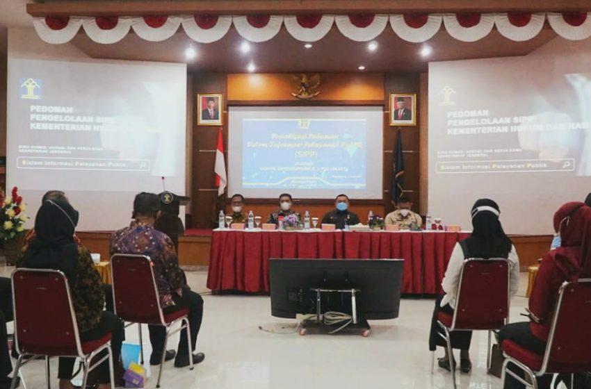 Lapas Yogyakarta Siap Prioritaskan Keterbukaan Informasi Pelayanan Publik