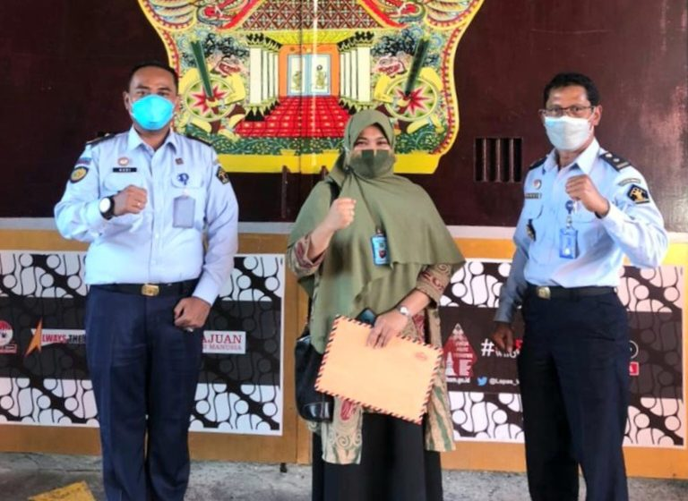 Program Asimilasi di Rumah Diperpanjang, Ditjenpas Monev di Lapas Yogyakarta