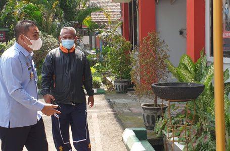 Monitoring dan Evaluasi Kakanwil Kemenkumham DIY di Lapas Wirogunan Yogyakarta