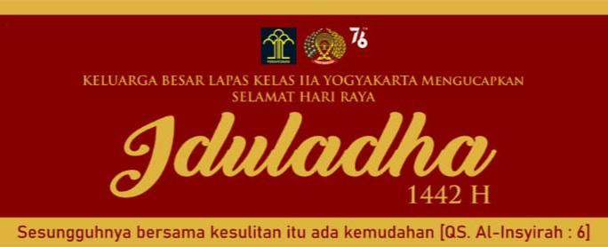 Menjelang Hari Raya Iduladha, Tim Satopspatnal Divpas Pantau Kesiagaan Lapas Yogyakarta