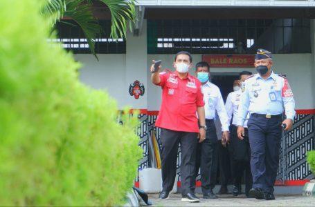 Ambil Langkah Antisipatif, Kakanwil Sidak Jaringan Listrik dan APAR di Lapas Yogyakarta