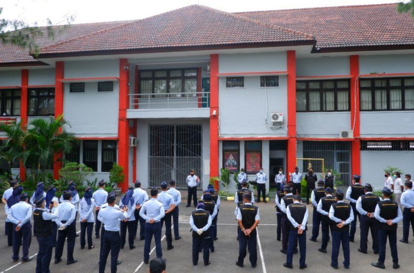 Pelepasan dan Perkenalan Petugas yang Pindah Tugas di Lapas Yogyakarta