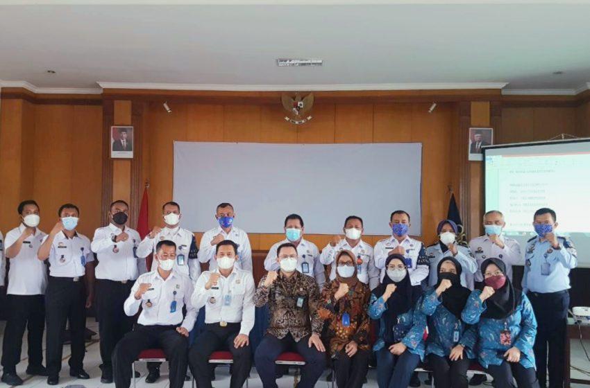 Lapas Yogyakarta Ikuti Sosialisasi Sistem Informasi Kerja Sama Pemasyarakatan