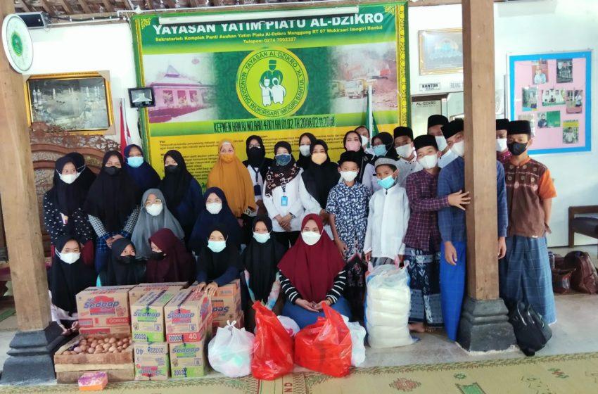 Lapas Yogyakarta Turut Serta Hidupkan Panti Asuhan, Kumham Peduli Lanjut Lagi