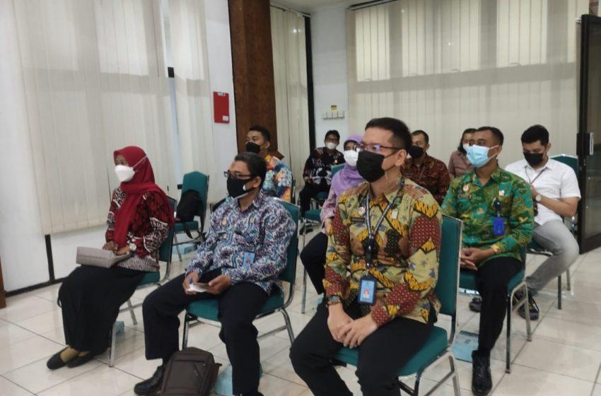 Sinergisitas Instansi, Lapas Yogyakarta Ikuti Sosialiasi 'Sipanah Hati'