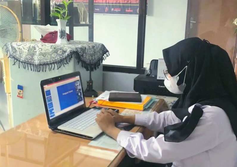 Peringatan Hari Kesehatan Mental Sedunia, Petugas Lapas Yogyakarta ikuti Webinar